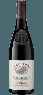 LA LANDONNE COFFRET BOIS 2013 - MAISON DELAS