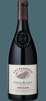 MAGNUM LA LANDONNE COFFRET BOIS 2013 - MAISON DELAS