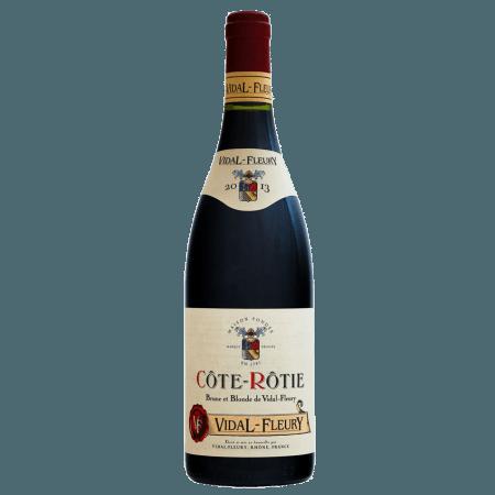 COTE ROTIE BRUNE ET BLONDE 2015 - VIDAL-FLEURY