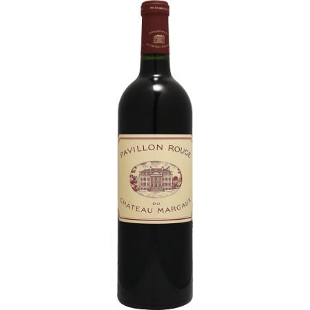 MAGNUM PAVILLON ROUGE 2010 - SECOND VIN DU CHATEAU MARGAUX