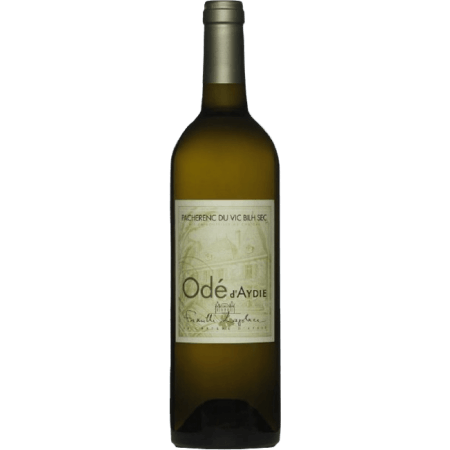 ODE D'AYDIE PACHERENC DU VIC BILH SEC 2016 - CHATEAU D'AYDIE