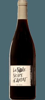 FOLLE NOIRE D'AMBAT 2016 - DOMAINE LE ROC