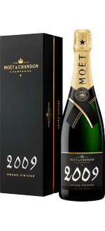CHAMPAGNE MOET ET CHANDON - GRAND VINTAGE 2009 - EN COFFRET