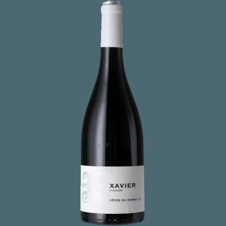 COTES DU RHONE - XI 2015 - XAVIER VIGNON
