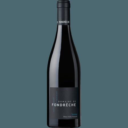 CUVEE DOMAINE ROUGE 2016 - DOMAINE DE FONDRECHE