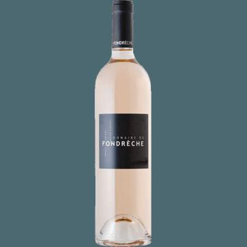 CUVEE DOMAINE ROSE 2017 - DOMAINE DE FONDRECHE
