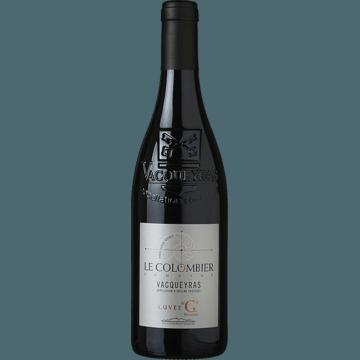 VACQUEYRAS CUVEE G 2016 - DOMAINE LE COLOMBIER