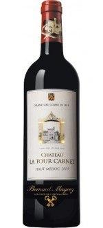 CHATEAU LA TOUR CARNET 2009 (France - Vin Bordeaux - Haut-Médoc AOC - Vin Rouge - 0,75 L)