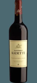 DOMAINE KANONKOP - KADETTE CAPE BLEND 2016