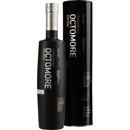 WHISKY OCTOMORE 8.1- EN ETUI