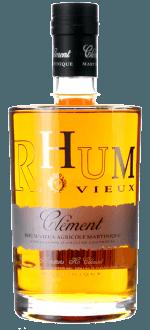 CLÉMENT - RHUM VIEUX AGRICOLE - SILVER - EN ETUI