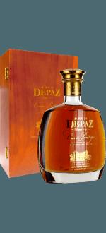 RHUM DEPAZ CUVEE PRESTIGE - COFFRET BOIS