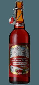 BRASSIN D'HIVER 75CL - BRASSERIE DU MONT-BLANC