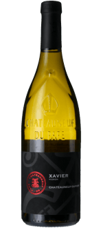 CHATEAUNEUF-DU-PAPE BLANC 2014 - XAVIER VIGNON
