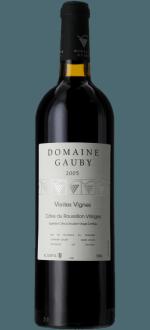 VIEILLES VIGNES 2005 - DOMAINE GAUBY