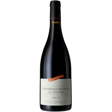 CHAMBOLLE MUSIGNY 1ER CRU - LES SENTIERS 2015 - DUBAND DAVID