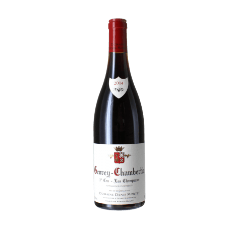 CHAMBERTIN GRAND CRU 2015 - DENIS MORTET
