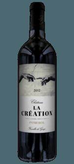 CHATEAU LA CREATION 2014