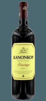 PINOTAGE 2015 - DOMAINE KANONKOP