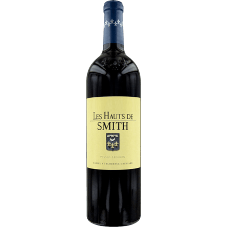 DOUBLE-MAGNUM LES HAUTS DE SMITH 2013 - SECOND VIN DU CHATEAU SMITH HAUT LAFITTE