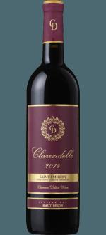 CLARENDELLE SAINT-EMILION 2014 - INSPIRE PAR HAUT-BRION