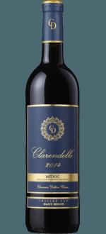 CLARENDELLE MEDOC 2014 - INSPIRE PAR HAUT-BRION