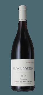 ALOXE-CORTON 2015 - NICOLAS ROSSIGNOL