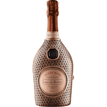 CHAMPAGNE LAURENT-PERRIER - BRUT ROSE - CAGE EDITION LIMITEE