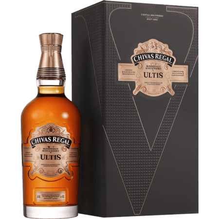 CHIVAS REGAL ULTIS - EN COFFRET