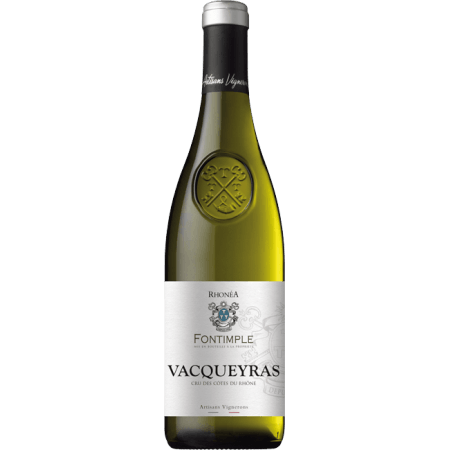 BLANC VACQUEYRAS 2016 - SEIGNEUR DE FONTIMPLE - RHONEA