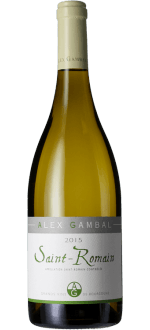 SAINT-ROMAIN BLANC 2015 - ALEX GAMBAL