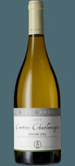 CORTON CHARLEMAGNE GRAND CRU 2015 - ALEX GAMBAL