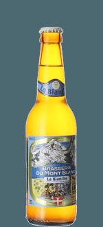 BLANCHE DU MONT-BLANC 33CL - BRASSERIE DU MONT-BLANC
