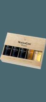 COFFRET 5 BOUTEILLES MOUTON CADET RESERVE PANACHE - BARON PHILIPPE DE ROTHSCHILD