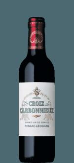 DEMI-BOUTEILLE LA CROIX DE CARBONNIEUX 2014 - SECOND VIN CHATEAU CARBONNIEUX