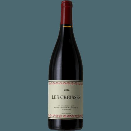 LES CREISSES 2016 - DOMAINE LES CREISSES