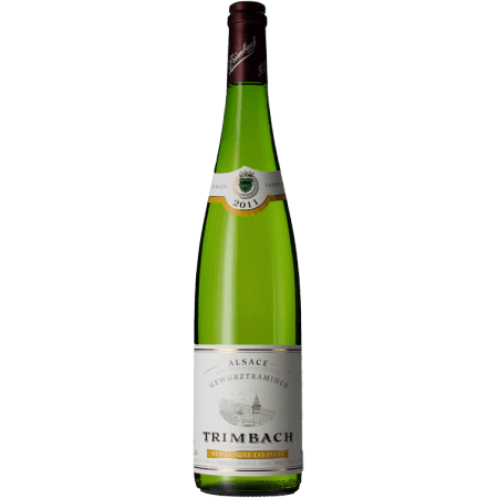 GEWURZTRAMINER VENDANGES TARDIVES 2011 - DOMAINE TRIMBACH