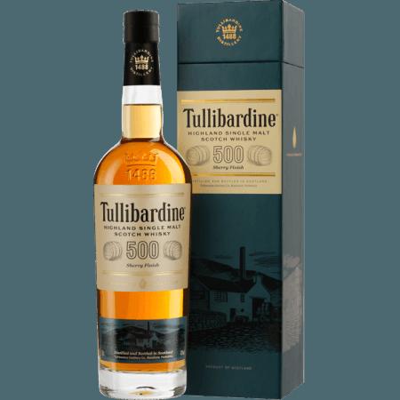 500 SHERRY - TULLIBARDINE -