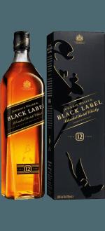 JOHNNIE WALKER Black Label 12 ans