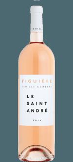 LE SAINT ANDRE 2017 - MAGNUM - SAINT ANDRE DE FIGUIERE