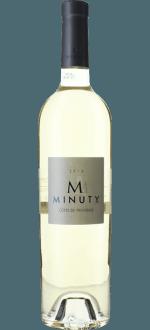 M DE MINUTY BLANC 2017