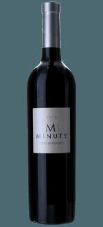 M DE MINUTY ROUGE 2016