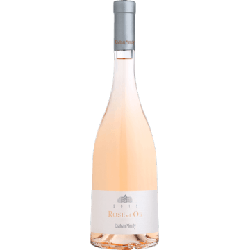 JEROBOAM CUVEE ROSE & OR 2017 - CHATEAU MINUTY