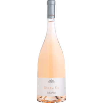MAGNUM CUVEE ROSE & OR 2017 - CHATEAU MINUTY