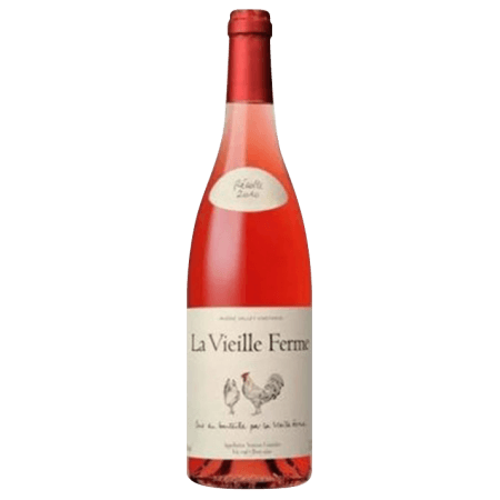 LA VIEILLE FERME ROSE 2017