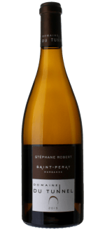 SAINT-PERAY MARSANNE 2017 - DOMAINE DU TUNNEL