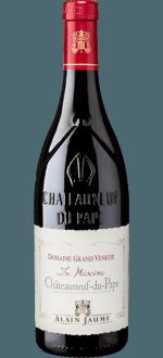 CHATEAUNEUF-DU-PAPE LE MIOCENE 2016 - DOMAINE GRAND VENEUR