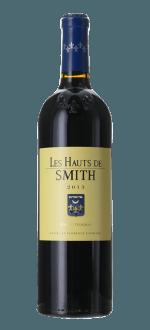 LES HAUTS DE SMITH 2013 - SECOND VIN DU CHATEAU SMITH HAUT LAFITTE