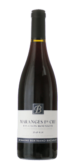 MARANGES 1ER CRU - CLOS ROUSSOT 2015 - DOMAINE BERTRAND BACHELET