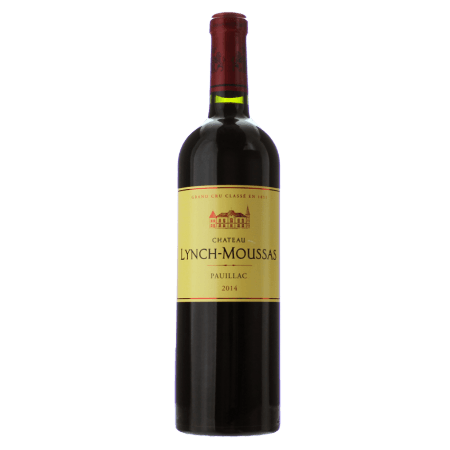 CHATEAU LYNCH-MOUSSAS 2014 - 5EME CRU CLASSE